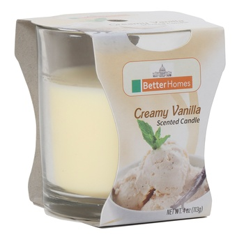 Better Homes Creamy Vanilla