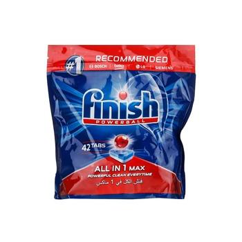 Finish Dish Washing Power Bowl Original One 1 X 42 831g