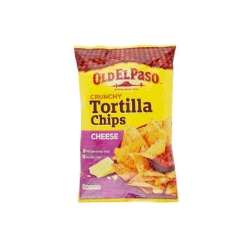 Old El Paso Tortilla Chips Cheese 185g