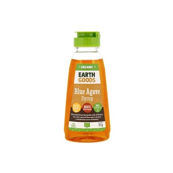 Earth Goods Organic Agave Syrup 350g