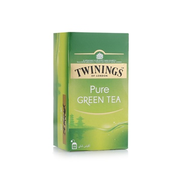 Twinings Green Tea Bags 25sx2g