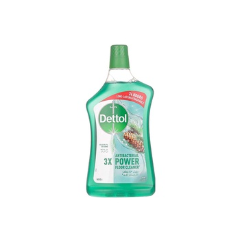 Dettol Disinfectant Multi Action Cleaner Pine 4 In 1 900ml