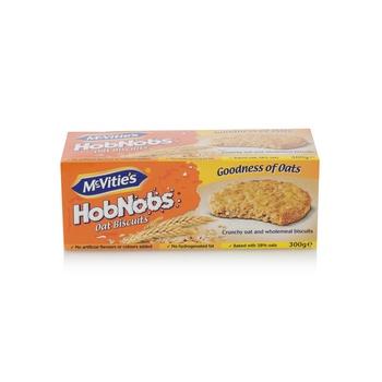 Mcvities Hob-Nobs Oat Biscuit 300g