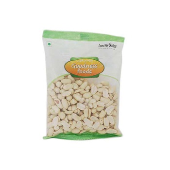 Goodness Foods Peanut Raw Skinless 250g