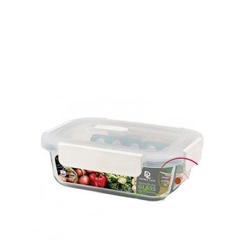 JCJ Food Keeper Glass 1250ml