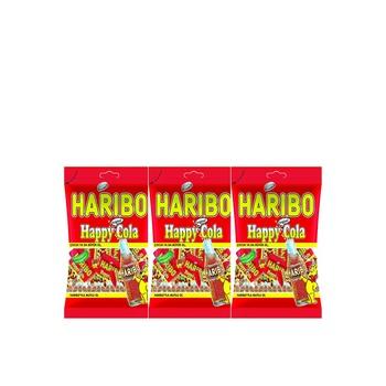 Haribo Happy Cola 160g Pack of 3