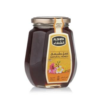 Al Shifa Honey Natural 500g