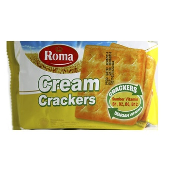 Roma Cream Crackers 135g
