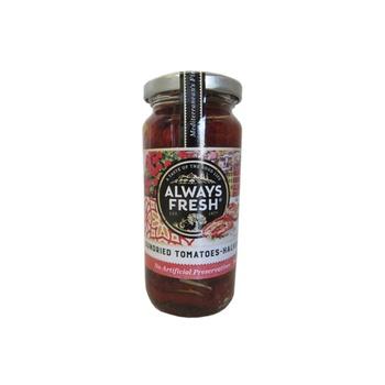 Always Fresh Sundried Tomatoes - Halves 220g