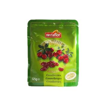 Nectaflor Soft Fruit Cranberries 125g