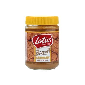 Lotus Biscoff Crunchy Spread 380g