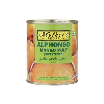 Mothers Recipe Alphonso Mango Pulp 850g