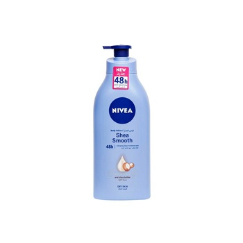 Nivea Care Body Lotion Shea Smooth 625ml @ Special Price