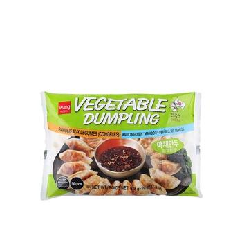 Wang Korea Vegetable Dumpling 675g