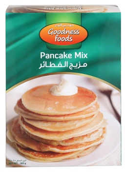 Goodness Foods Pancake Mix 365g