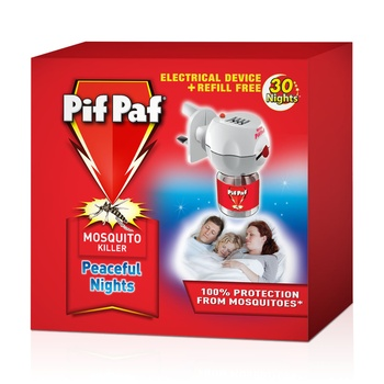 Pif Paf Power Guard Liquid Mosquitos Killer 28ml