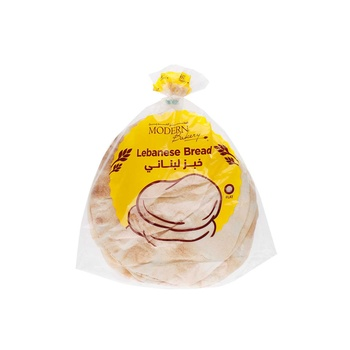 Modern Bakery Arabic Bread Large 6 Pcs