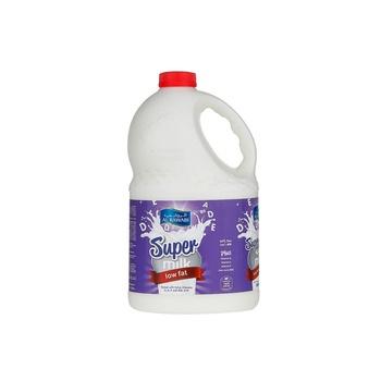 Al Rawabi Super Milk Low Fat 2ltr