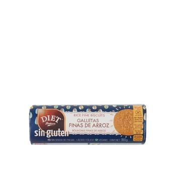 Diet Radisson Gluten Free Rice Biscuits180g