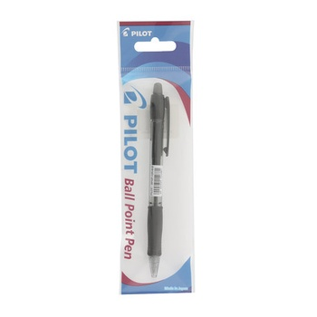 Pilot Super Grip Retractable Medium Black Ball pen