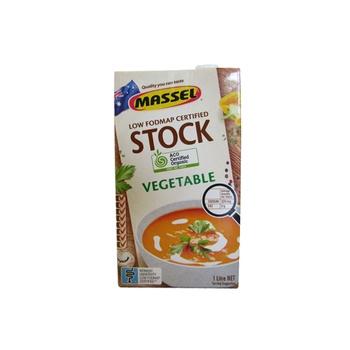 Massel Organic Vegetable Stock 1 ltr