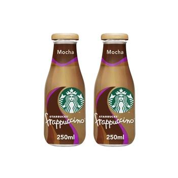 Starbucks Frappuccino Mocha 250ml Pack of 2