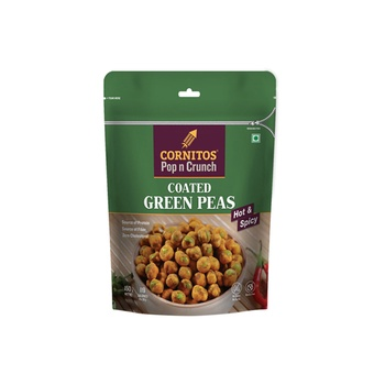 Cornitos Coated Green Peas Hot And Spicy 150g
