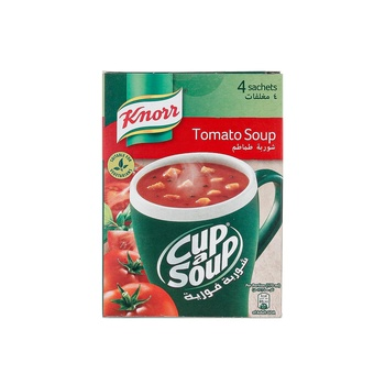 Knorr Cas Cream Of Tomato 88g