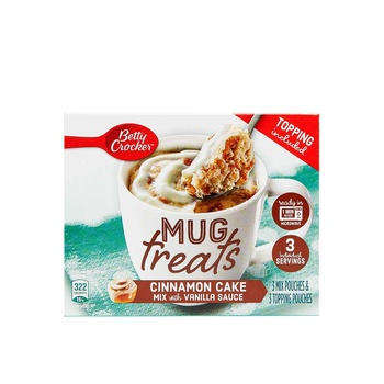 Betty Crocker Mug Treat Cinmon Mix 204G