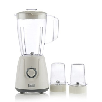 Black & Decker  Blender with Grinder and Chopper Mill - BX4000-B5