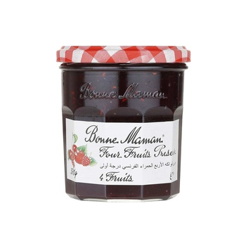 Bonnemaman 4 Berry Jam 370g