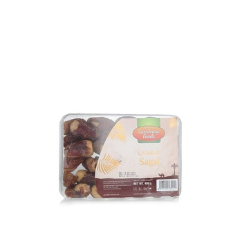 Goodness Foods Sagai Dates 400g