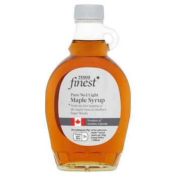 Tesco Finest Maple Syrup 330g
