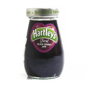Hartleys best jam blackcherry 340g
