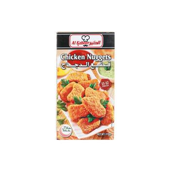 Al Kabeer Chicken Nuggets Regular Halal 270g