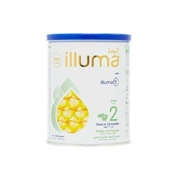 Illuma 2 Milk Powder Can 400G
