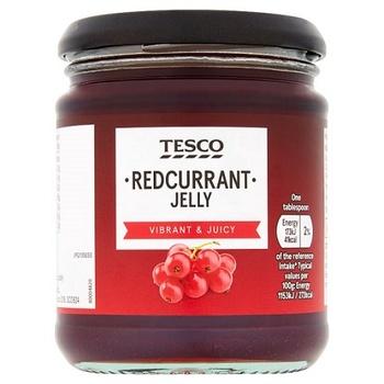 Tesco Redcurrant Jelly 340g