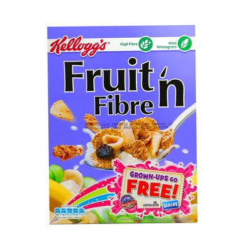 Kelloggs Cereal Fruit & Fibre 500g