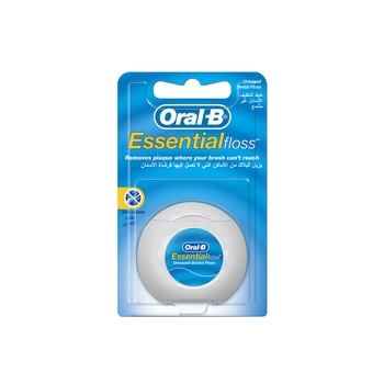 Oral-B Essential Floss Unwaxed 50