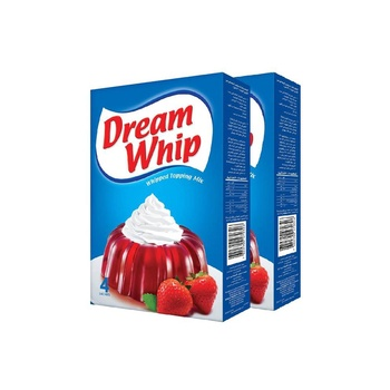 Dream Whipped Cream 2 X 144g