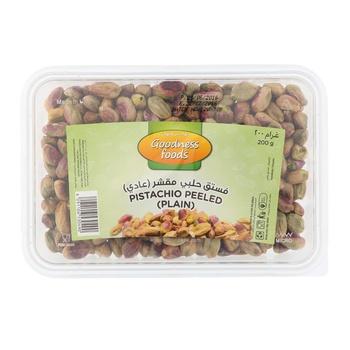 Goodness Foods Peanut Disc 300Gms