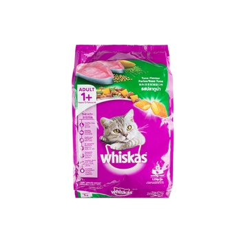 Whiskas Tuna Flavour 1+ Years Adult Cat Food 1.2kg