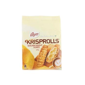 Krisproll Golden Wheat Dores 225g