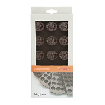 Chefs Pride Silicon Chocolate Mould-Candy