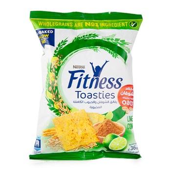 Nestle Fitness Toasties Cumin Lemon 36g