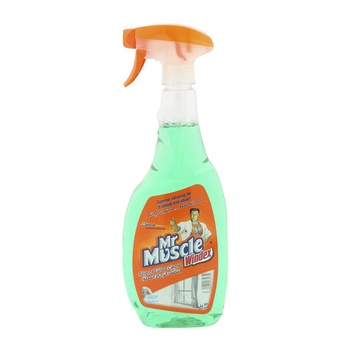 Mr. Muscle Glass Cleaner Fresh 768ml