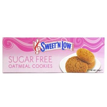 Sweet N Low Sugar Free Oatmeal Cookies 150g