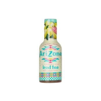 Arizona Made with Real Sugar Lemon Iced Tea 500ml