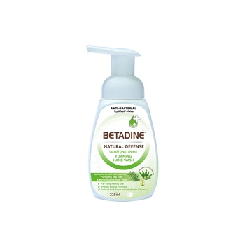 Betadine Hand Wash Tea Tree Oil 225ml