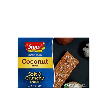 Swad Coconut Brittle 250g